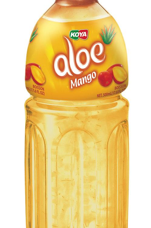500 ml | 알로에 드링크 | Mango Koya Mango