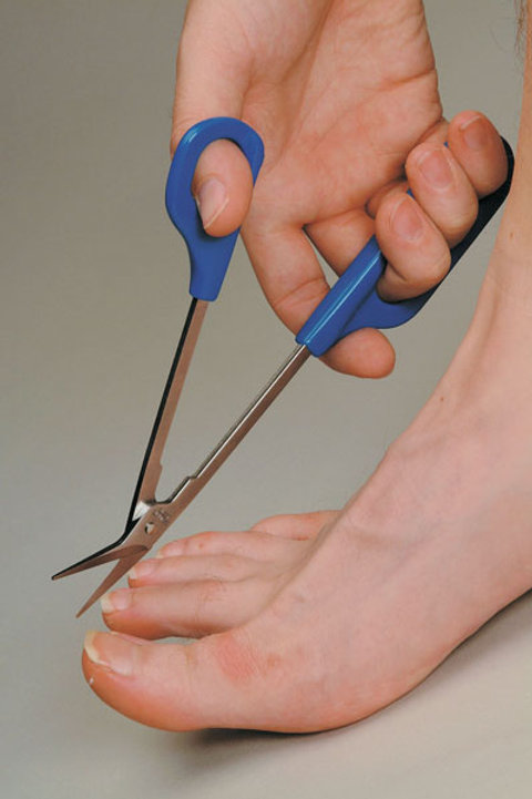 Easi-Grip Chiropodist Scissors