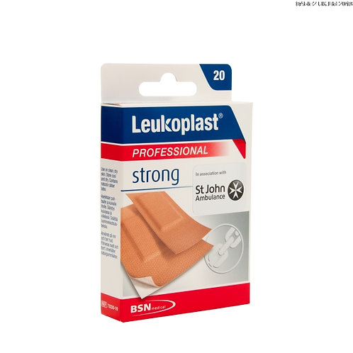 Leukoplast - Strong Plasters - assorted sizes x 20