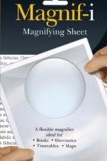 Magnifying Sheets