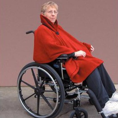 Wheelchair Shawl