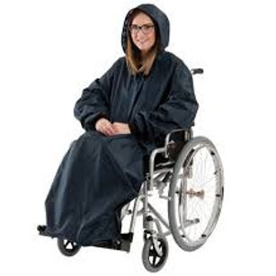 Splash Wheelchair Mac With Sleeves