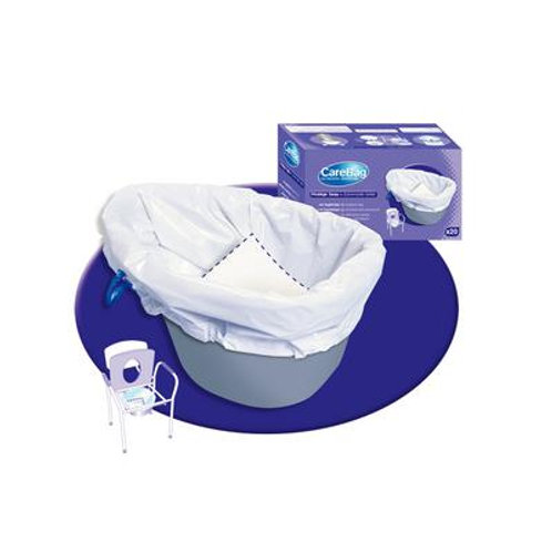 Carebag Commode Liner