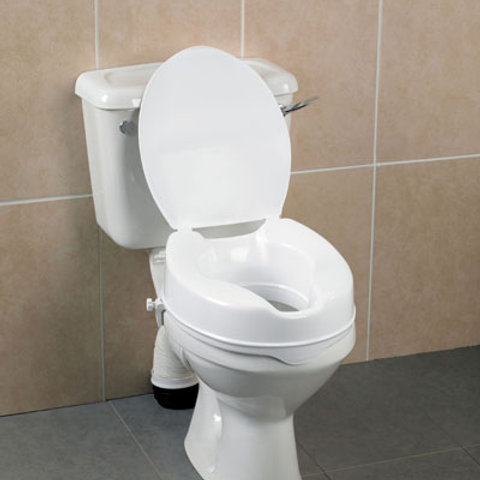 Savannah Raised Toilet Seats