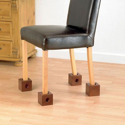 Wooden Blocks To Raise Furniture Olschoolecom