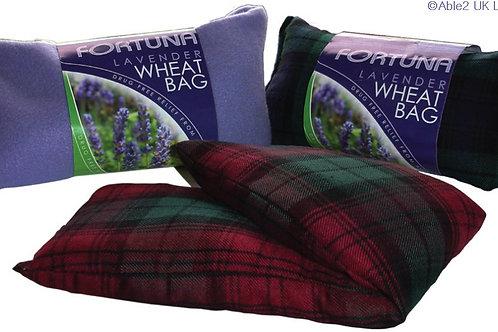 Wheat Bag - (Lavender) - Purple Fleece
