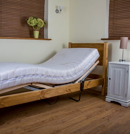Specialist mobility beds from Indy Mobility in Worcestershire