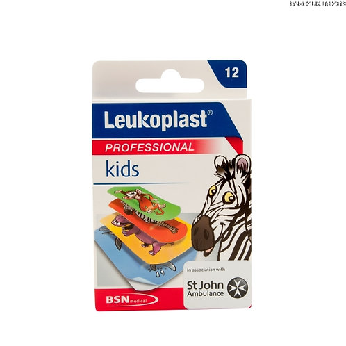 Leukoplast - Kids Plasters - assorted sizes x 12