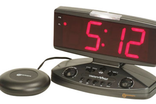 Wake and Shake Vibrating Alarm Clock