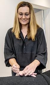 Akupunktur ved Dorte Ringsing hos Klinik