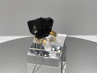Andradite Crystal Ring 45€
