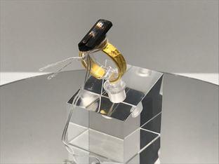Epidote Crystal Ring 44€