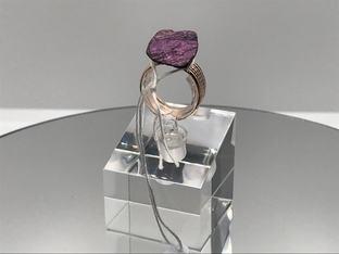 Heterosite Crystal Ring 35€