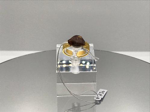 Titanite Crystal Ring