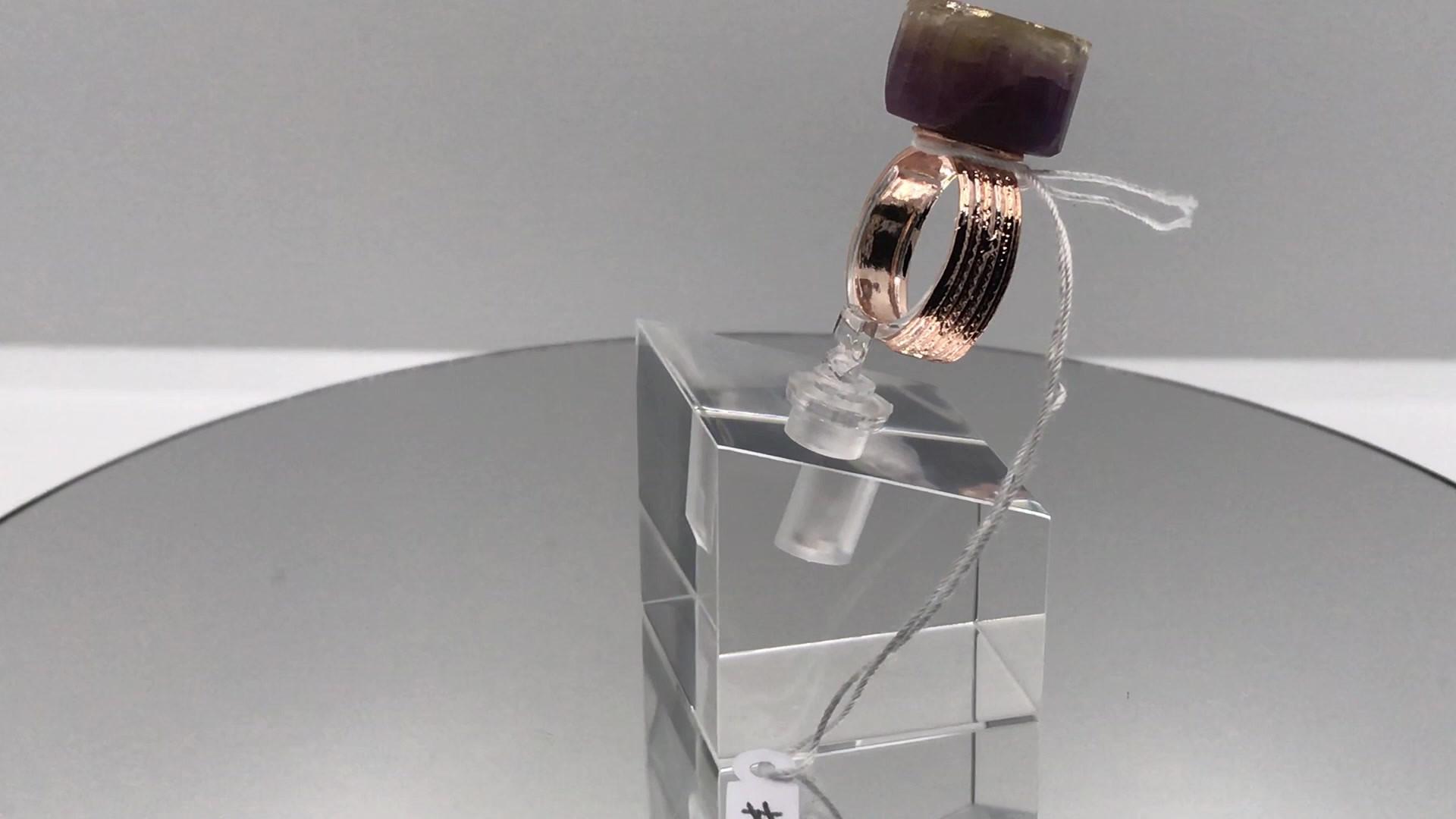 Apatite Crystal Ring (mov)