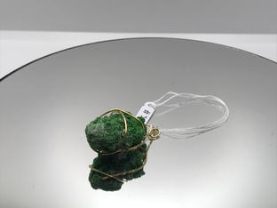 Conichalcite & Olivenite Crystal Pendant 70€