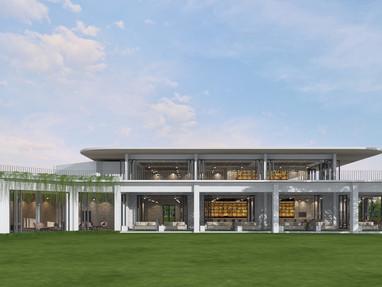 Savan Resort Golf Entertainment Zone Design Savankett, Laos