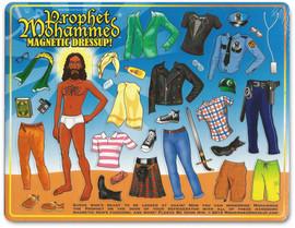Prophet Mohammed Dressup!