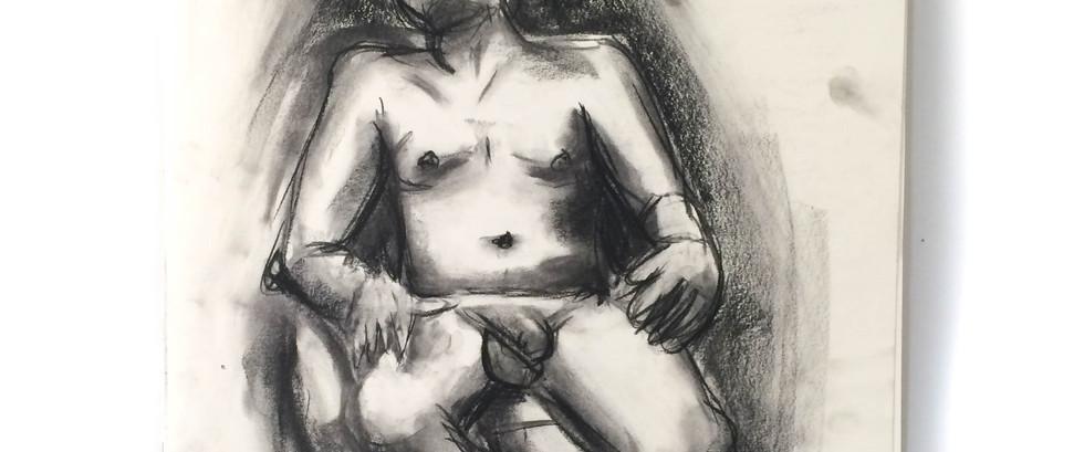 Gestural Drawing: Male