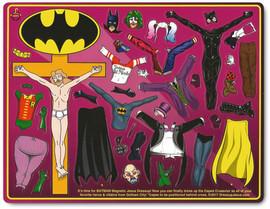 Batman Jesus Dressup!
