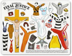Final Justice Jesus Dressup!