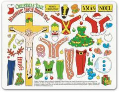Christmas Time Jesus Dressup!