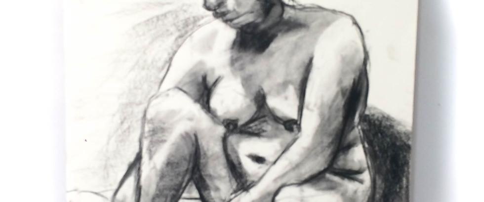 Gestural Drawing: Female