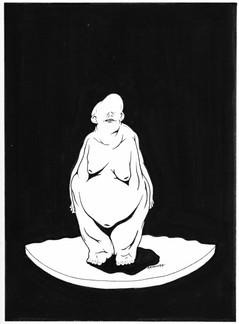 The Sack Skinned Woman