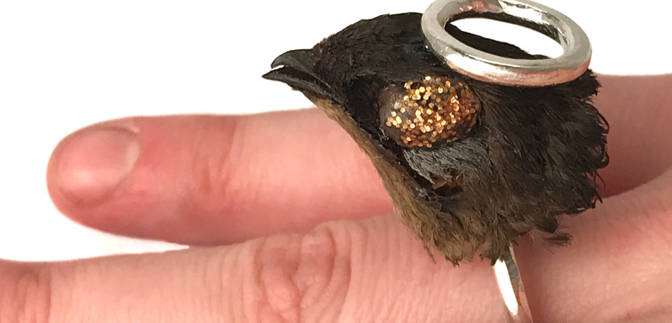 Martyr Ring (detail)