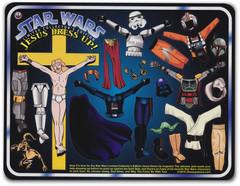 Star Wars Jesus Dressup!