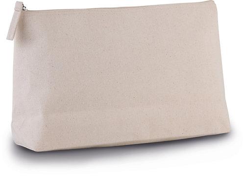 Trousse en coton canvas