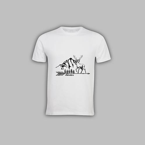 T-shirt Adventure manches courtes