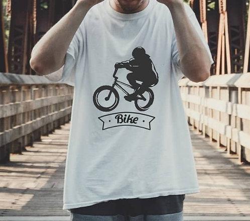 T-shirt Bike manches courtes