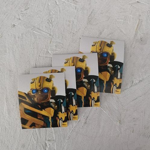 Bumblebee Stickers