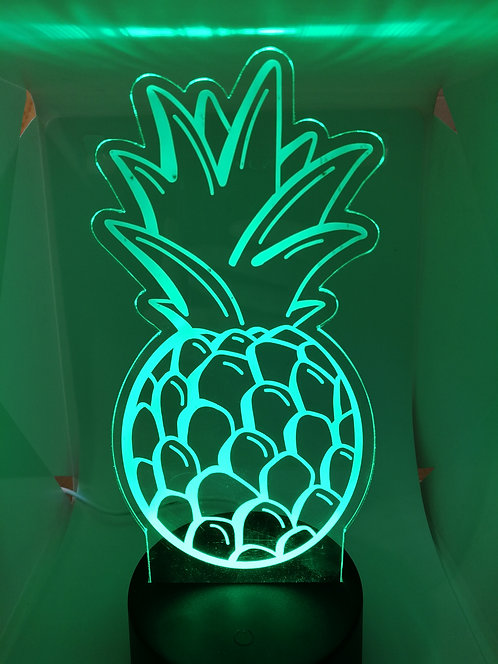 Ananas Lampe Veilleuse