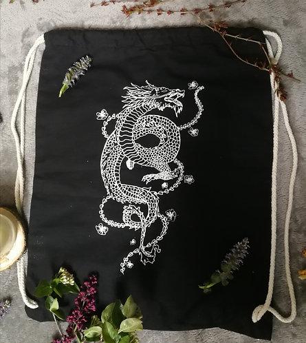 Sac à dos Dragon en coton