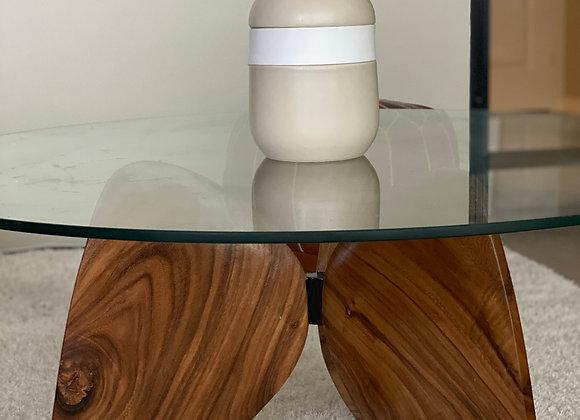"""The Butterfly print table """" salongbord/kafèbord"""