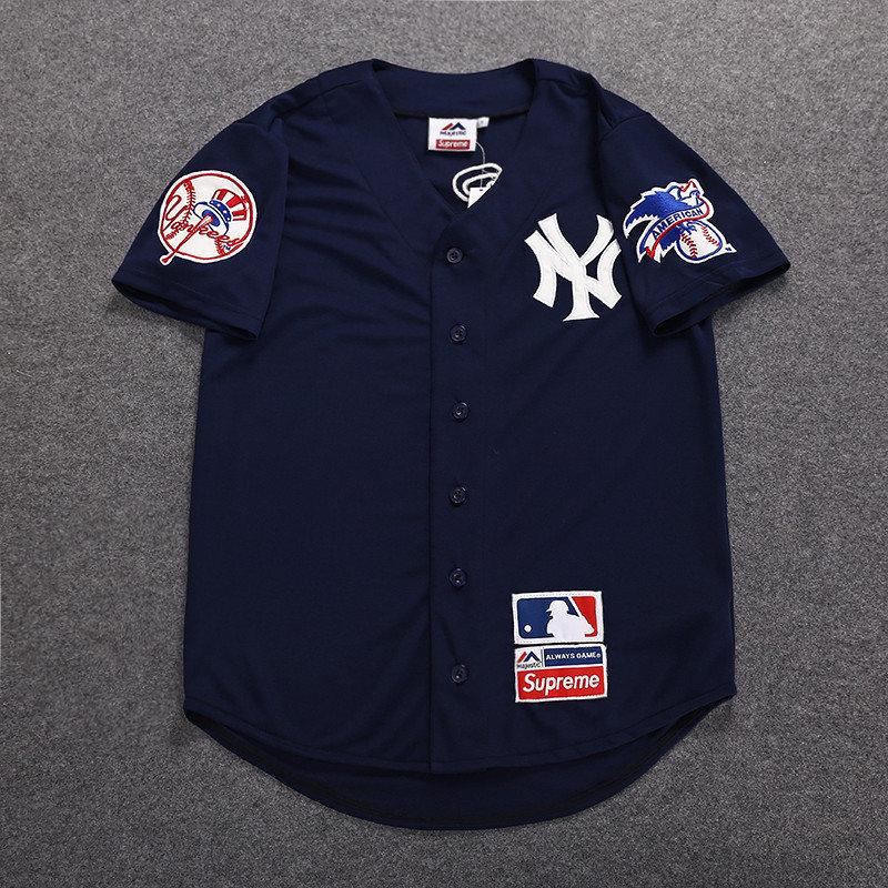Yankees x Supreme Jersey 89378079354