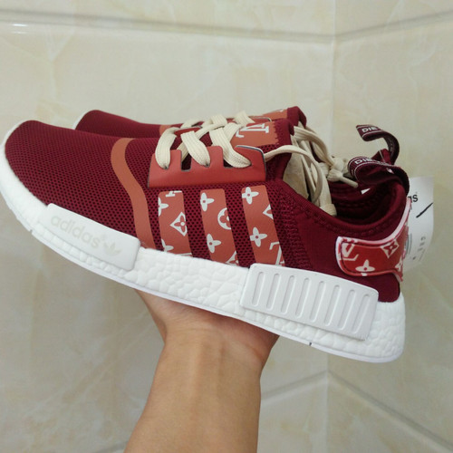 d4e5347e314fc7 37% off adidas Other Supreme x Louis Vuitton x Adidas NMD R1 .