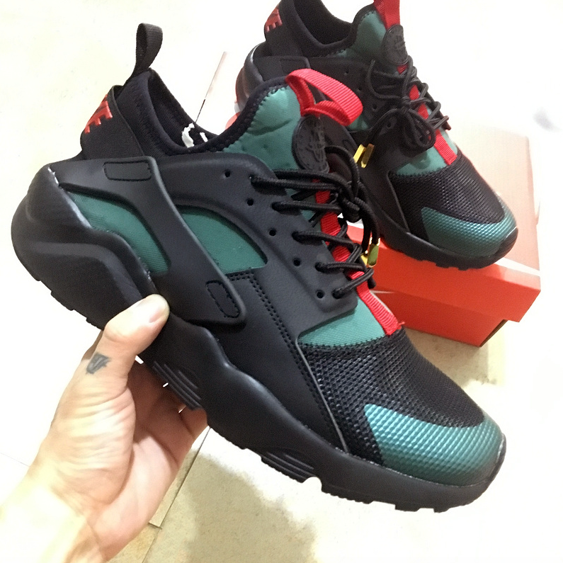 new concept f1188 6cc58 Gucci Custom Huaraches Ultra | platinumdiamond