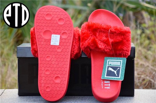 936deb66ece1 red fenty puma slippers cheap   OFF63% Discounted