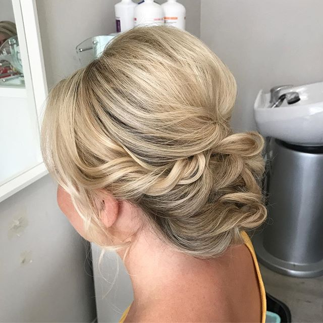 Beautiful Jodie 💎 #wedding #weddinghair