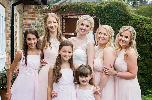 Thursdays Beautiful Bridal Party at _sou