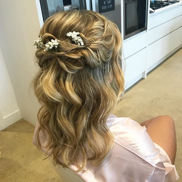 Beach Waves for _lucymai_ Bridal Party �
