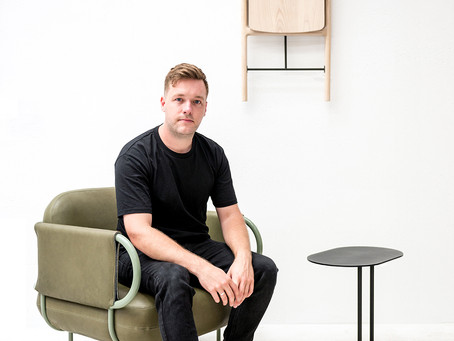 JF Dialogues #04 - Furniture Designer, Tom Skeehan.
