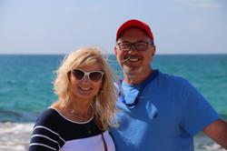 Krissy and Bob Ulrich