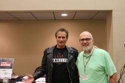 David Heavener and Mike Spaulding