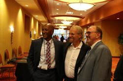 Ryan Pitterson, LA Marzulli, Bob Ulrich.