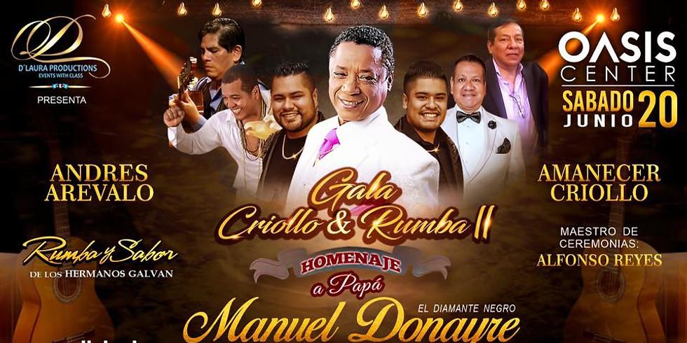 Gran Crillo & Rumba II