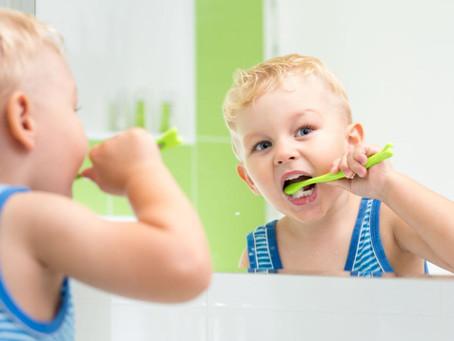 Education: Dental Health & Diet